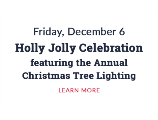 Holly Jolly - December 6 - Learn More