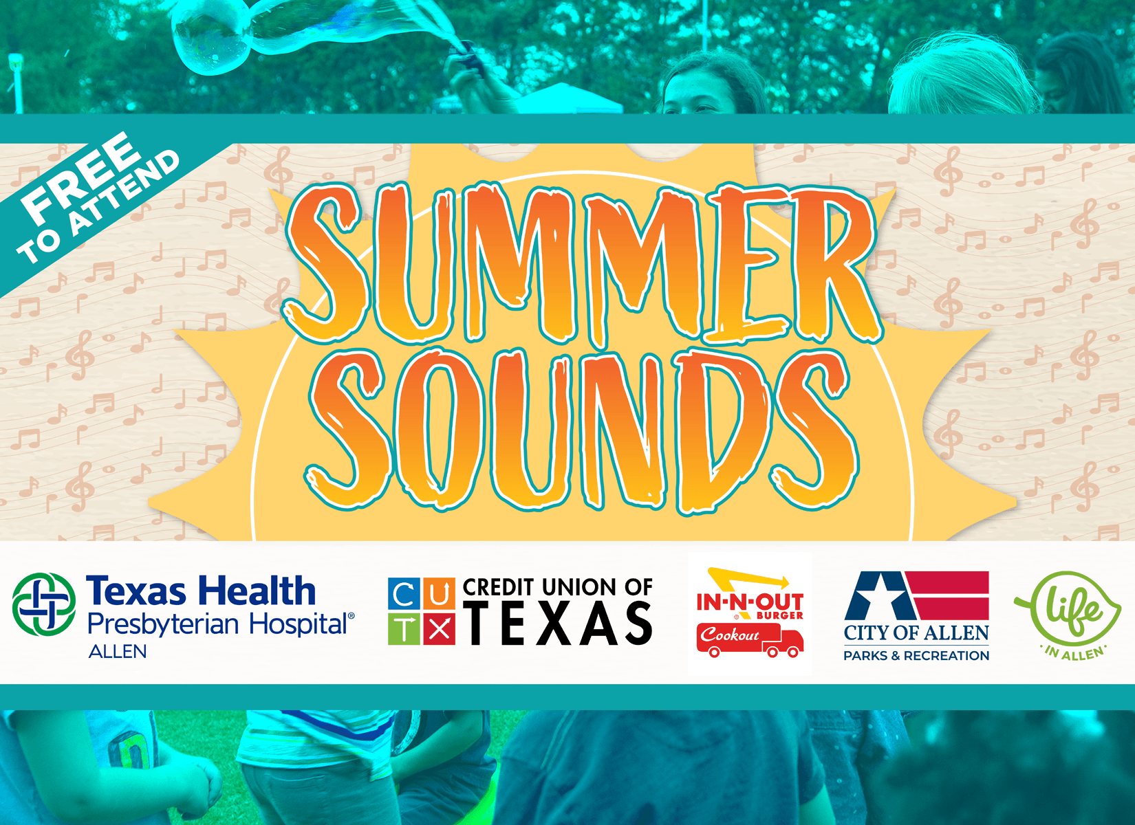 Summer Sounds logo