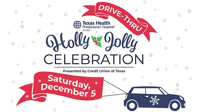 Holly Jolly Celebration Drive-Thru Logo